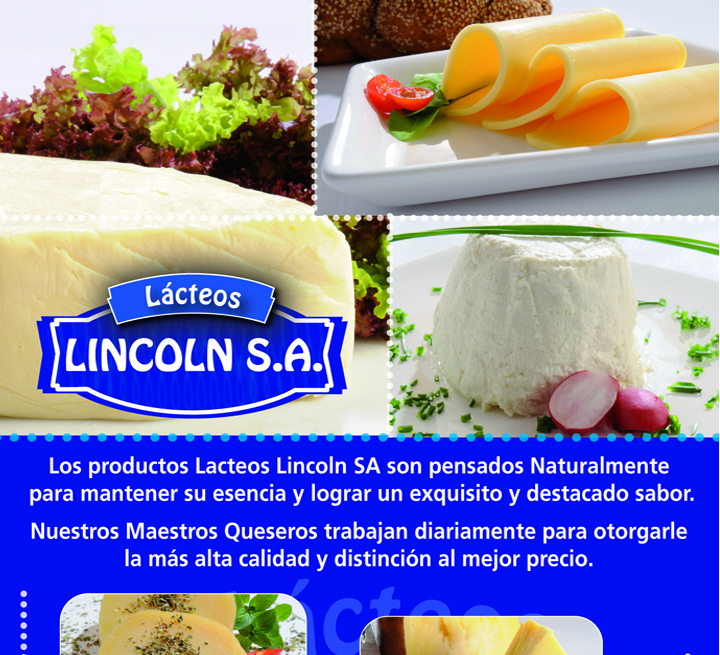 Lácteos Lincoln flyer